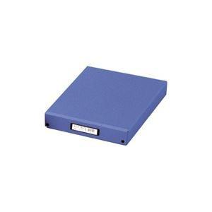 5000円以上送料無料 (業務用3セット) LIHITLAB デスクトレー(収納ボックス/書類整理) B4 フタ付き A-713 ブルーバイオレット 生活用品・