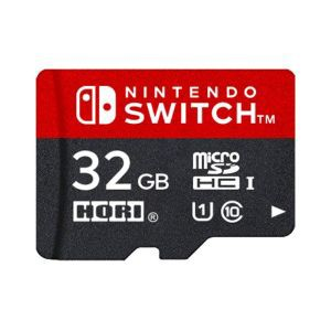 (メール便送料無料)(SWI)Nintendo Switch マイクロSDカード32GB for Nintendo Switch(新品)(取り寄せ)
