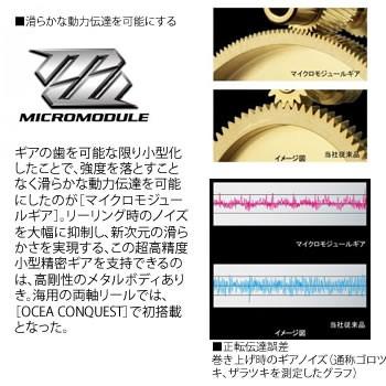 200PG 15 シマノ (右ハンドル) コンクエスト オシア 【送料無料】