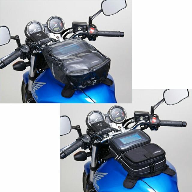 バイク用ツーリングナビ
