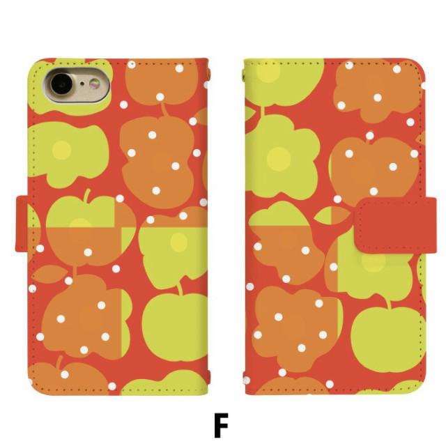 スマホケース 手帳型 アイフォンSE iPhone SE 携帯ケース iPhoneSE アップルフラワードット apple iPhone カバー di165