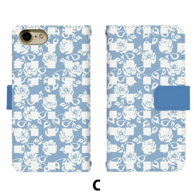 スマホケース 手帳型 AQUOS PHONE SERIE SHL23 携帯ケース SHL23 チェックレース au AQUOS カバー di226