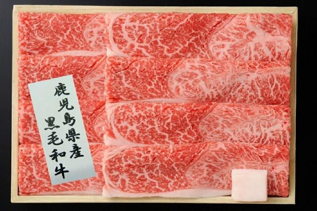 〔ギフト〕鹿児島県産黒毛和牛すき焼き用 NF-KWS500-3