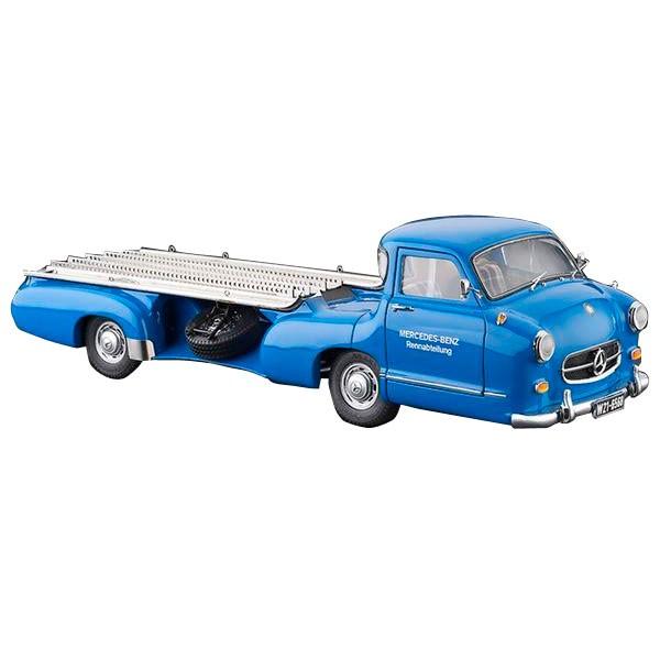 cmc シーエムシー メルセデス ベンツ レーシングトランスポーター 1955