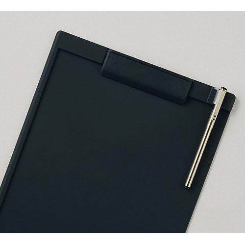 (まとめ買い)セキセイ クリップボード A6 ブラック SSS-2058P-60 〔10枚セット〕