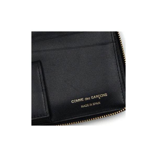 COMME des GARCONS(コムデギャルソン) 長財布 SA011EB BLACK