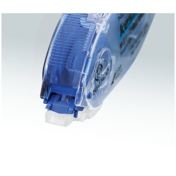(まとめ買い)コクヨ 修正テープ ケシピコ 詰替えタイプ本体 5mm×10m TW-M145N 〔10個セット〕