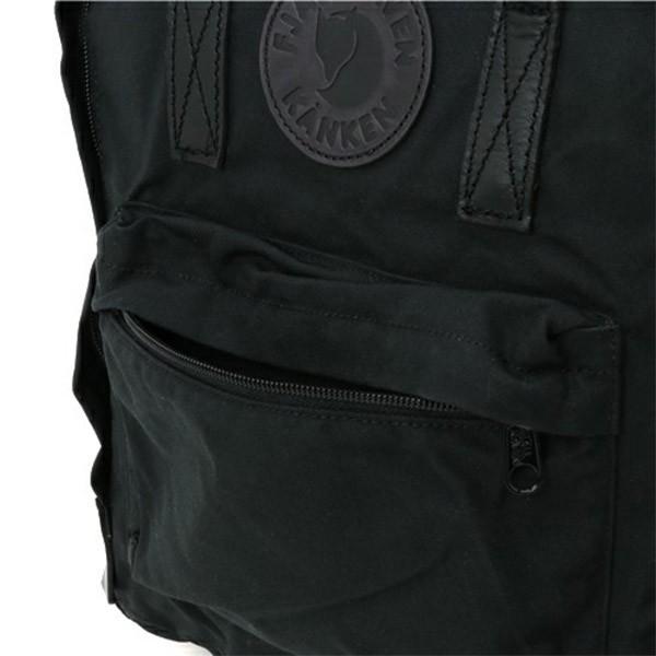 フェールラーベン バックパック KANKEN BLACK 23567-550