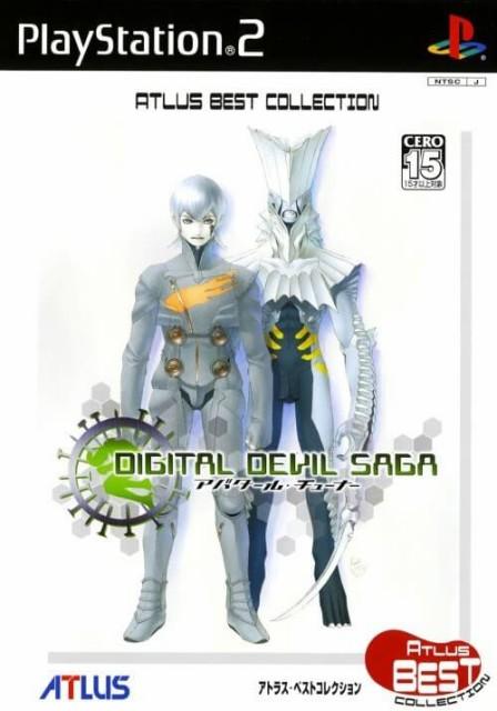 【中古】 PS2 ATLUS BEST DIGITAL DEVIL SAGA アバタール・チューナー