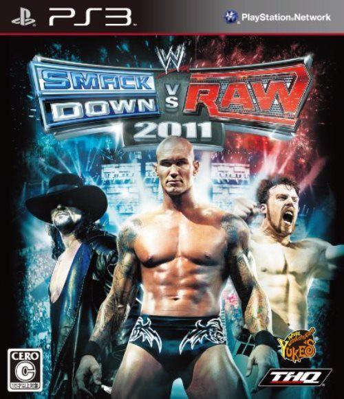 【中古】 PS3 WWE SmackDown vs. Raw 2011