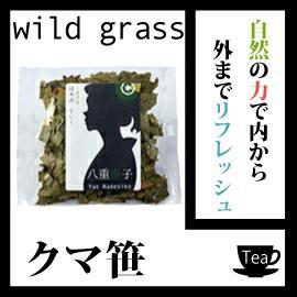 【メール便送料無料!】クマ笹茶100g 自然の力で内から外までリフレッシュ!【健康】【健康茶/お茶】クマ笹茶