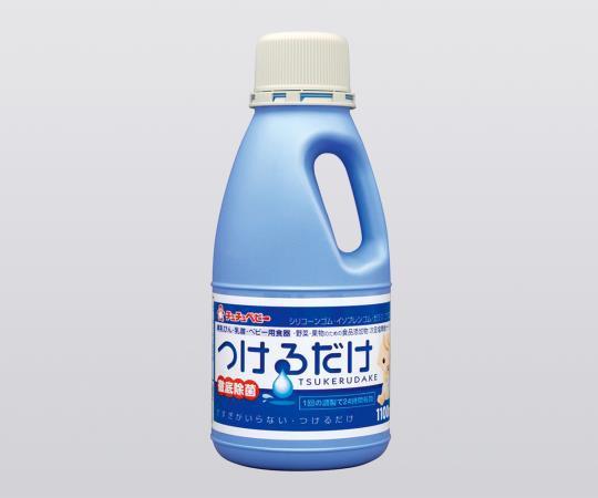 ナビス つけるだけ1100ml 1w/v% 次亜塩素酸ナトリウム製剤 0-6291-11