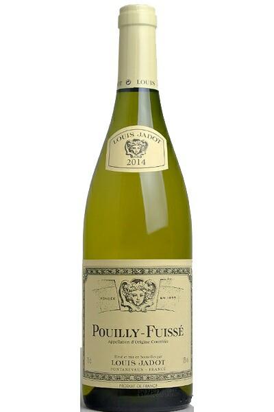 ルイ・ジャド  プイィ フュイッセ   [2014]  白ワイン フランス シャルドネ