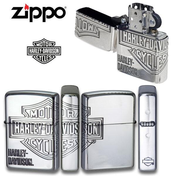 zippo(ジッポーライター)ハーレーダビットソン 画像3