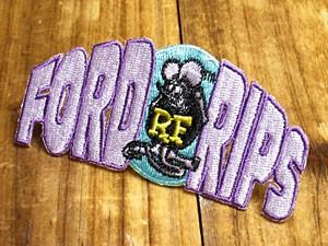 ラットフィンクワッペン/FORD RIPS