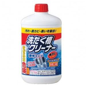 洗濯槽クリーナー 液体タイプ 550g