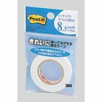 ポスト・イットカバーアップテープ [CV-8RN] 1個 (ポストイット/付箋/ふせん)