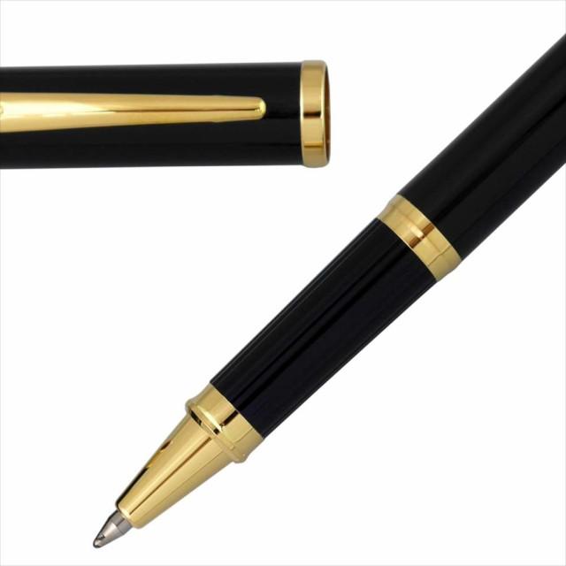 クロス CROSS センチュリーII 414-1 ブラックラッカー セレクチップローラーボール (水性ボールペン) (コ)