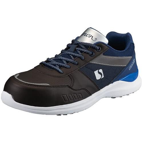 安全靴 シモン Simon KL511 2313250、2313261、2313260 紐靴 JSAA規格 プロテクティブスニーカー