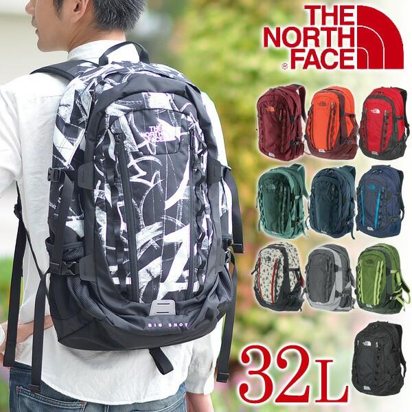 送料無料/ザ・ノース・フェイス/THE NORTH FACE/リュックサック/デイパック/DAY PACKS/BIG SHOT CL/nm71605/
