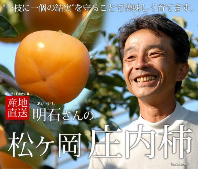松ヶ岡庄内柿5kgの販売/通販/お取り寄せ