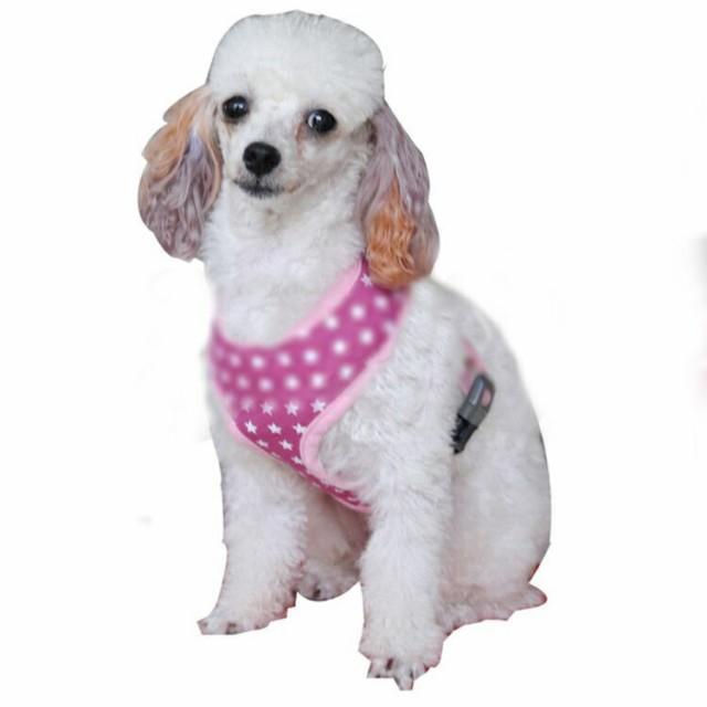 ソフトハーネス ハーネス単品 ペット用品 犬用品 犬用 小型犬 ドッグハーネス 胴輪 ベストハーネス 調節可能 ペット 犬 いぬ