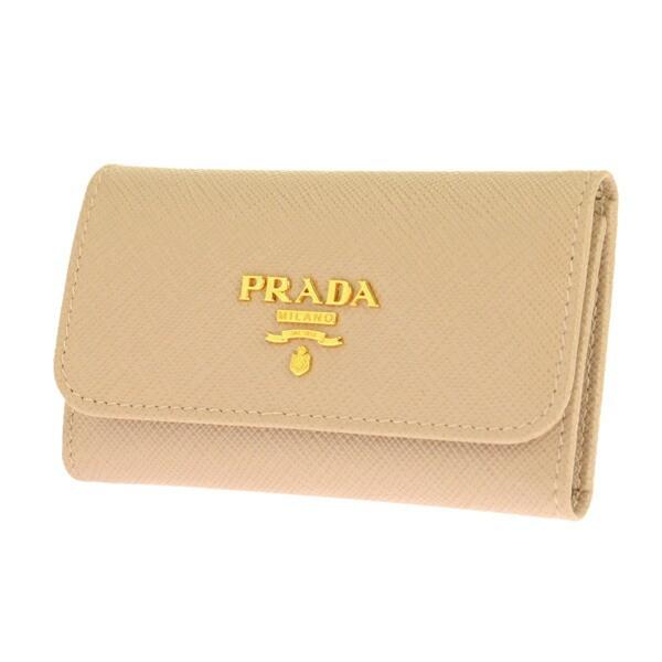 プラダ PRADA キーケース レディース 1PG222S_ME-CAME【送料無料】