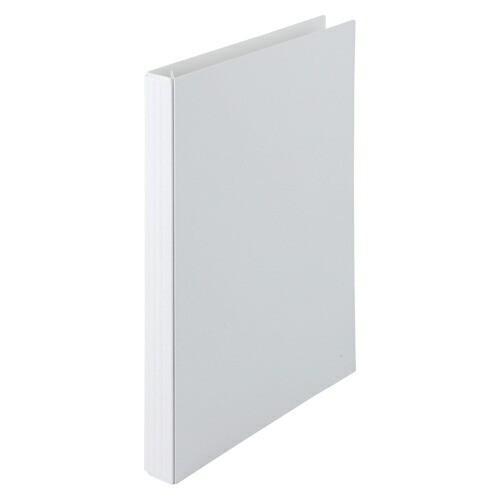 セキセイ のびーるファイル 樹脂ハトメA4 白 1 冊 AE-50J-70 文房具 オフィス 用品