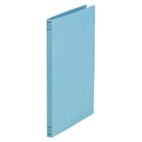アピカ PファイルA4 ブルー 1 冊 P-101A 文房具 オフィス 用品
