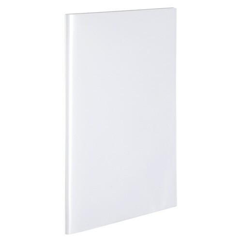 セキセイ パックン プレゼンホルダー 高透明 A4 20P ホワイト PKP-7420-70 1冊