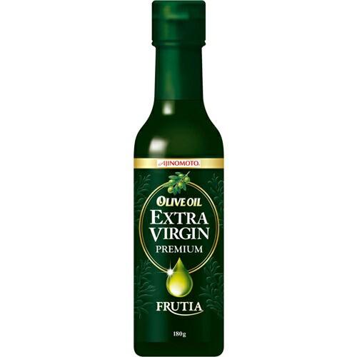 味の素 オリーブオイル エクストラバージン フルーティアプレミアム 180g J-オイルミルズ
