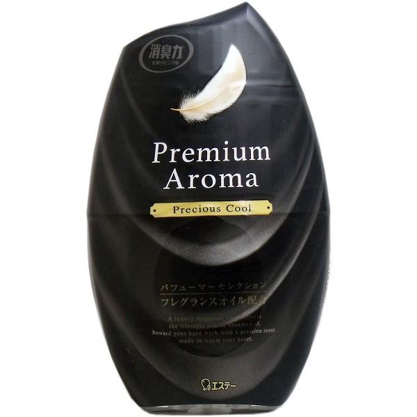 エステー お部屋の消臭力 Premium Aroma プレシャスクール 400ml プレミアム アロマ