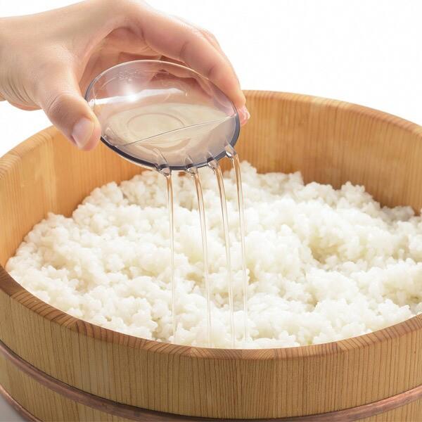 すしらんど 量れる寿司酢皿 C-1849(代引不可)