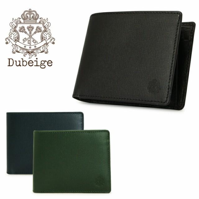 ドゥベージュ Dubeige 二つ折り財布 DGMW4AS2 DIGNITE(ディニテ) 札入れ メンズ ホースレザー