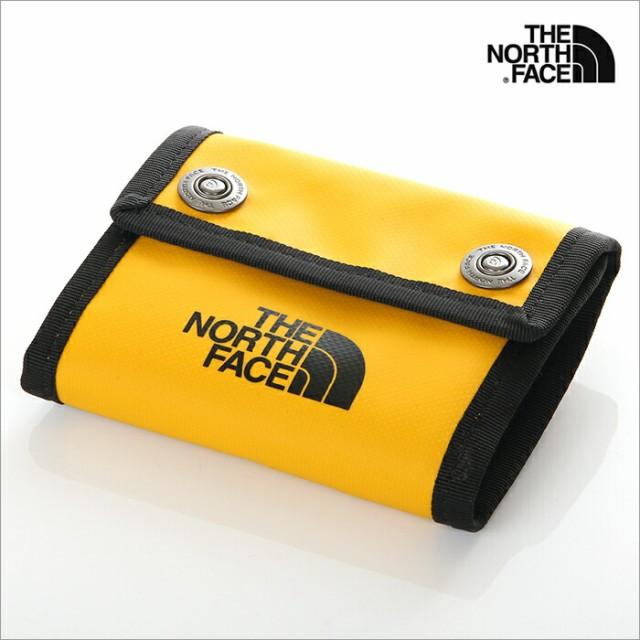 ノースフェイス 財布 THE NORTH FACE 財布 三つ折り メンズ レディース 防水 ブラック 黒 レッド 赤 カモ グレー acc-nf-10u01