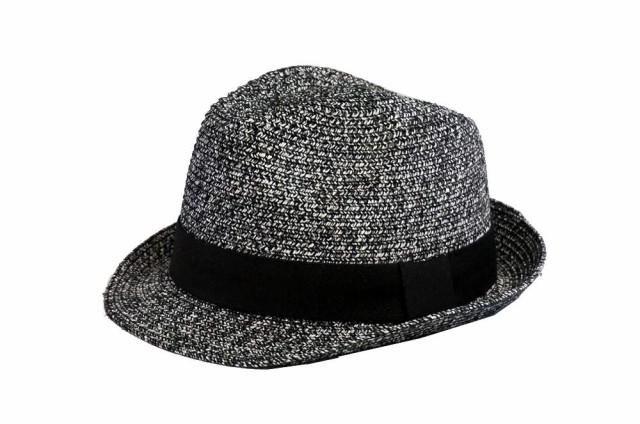 ブレード中折れハット HAT 帽子 形状記憶素材 ぼうし コンパクトにたためる メンズ レディース E300320-03