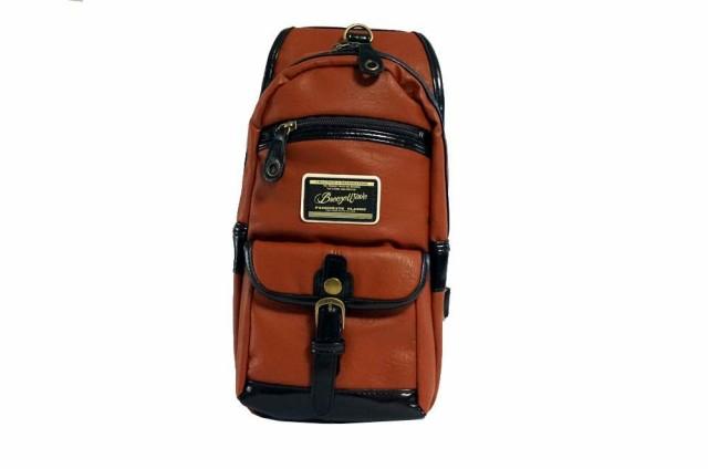 ボディバッグ BODY BAG ワッペン付き カバン メンズ レディース ユニセックス E300320-06