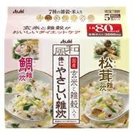 ○【 定形外・送料340円 】 リセットボディ 体にやさしい鯛&松茸雑炊(5食)
