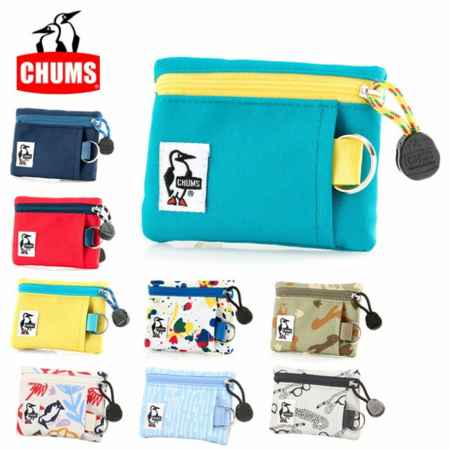 【メール便発送・代引き不可】チャムス chums 財布 エコキーコインケース Eco Key Coin Case CH60-0856 【雑貨】サイフ 財布 小銭入れ