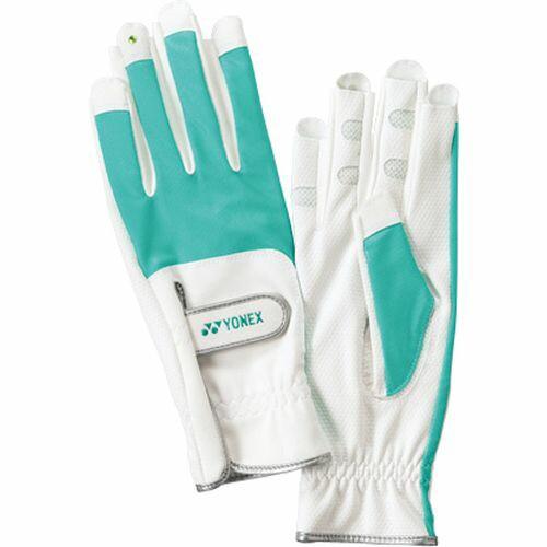 YONEX ヨネックス テニスグローブ 手袋 AC293 ミントグリーン