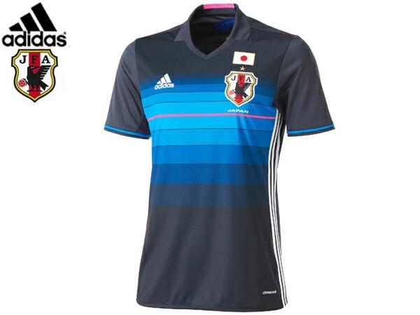 22cef6b1fc9154 アディダス:2016 日本代表 なでしこホーム レプリカユニフォーム 半袖【adidas サッカー ナショナルチーム ユニフォーム
