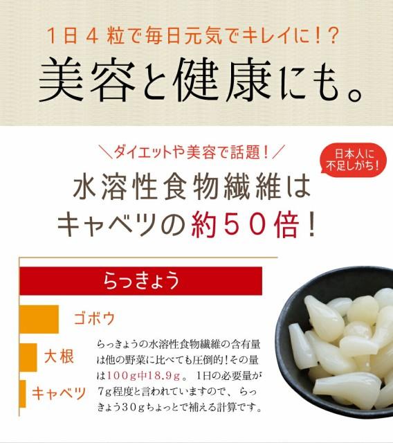 『ピリ辛らっきょう』90g×3袋セット(九州産ピリ辛甘酢らっきょう※粒サイズは不揃いです)<出荷目安:1~2週間程度>
