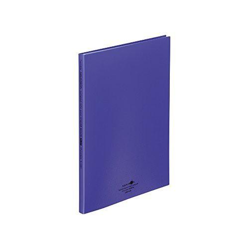 リヒトラブ クリヤーブツク A4S 藍 N-5061-11 00218254 【まとめ買い5冊セット】