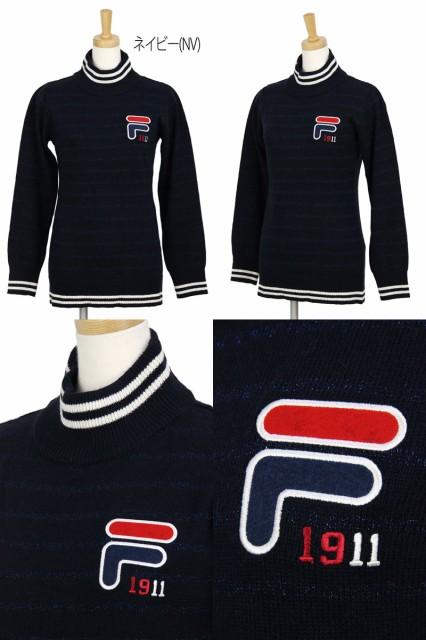フィラゴルフのセーター画像