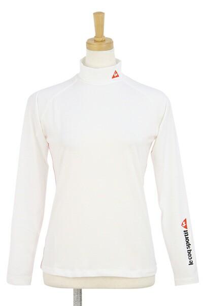 ルコックスポルティフゴルフのハイネックシャツ画像