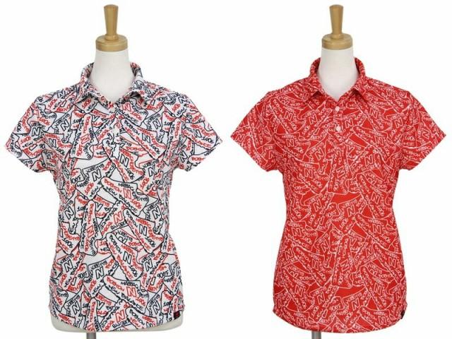 ニューバランスゴルフのポロシャツ画像