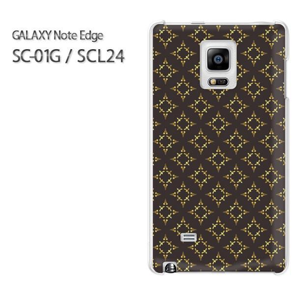 ゆうパケ【docomo/au GALAXY Note Edge SC-01G/SCL24ケース】[アクセサリー/スマホケース/スマートフォン用カバー][シンプル(黒)