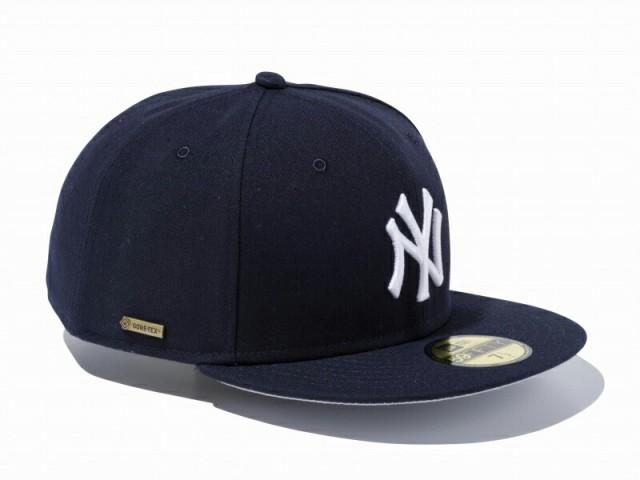【メーカー取次】 NEW ERA ニューエラ 59FIFTY GORE-TEX キャップ ニューヨーク・ヤンキース ネイビー 11434033