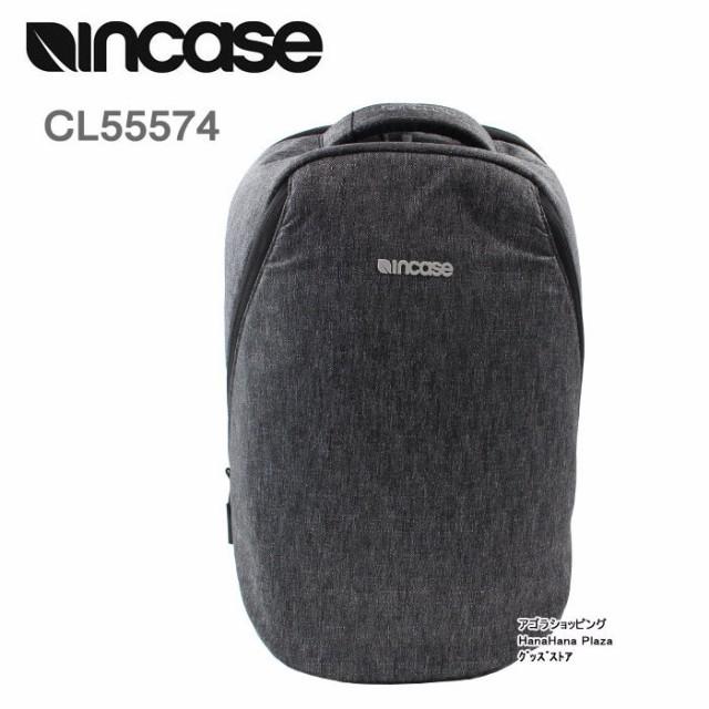 インケース シティ バックパック CL55574 heatherBlack ヘザーブラック 15inch Reform Tensaerlite Backpack ag-953700