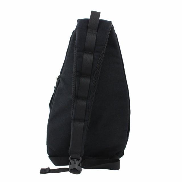 ミステリーランチ 102727 バッグ ボディバッグ F17 EX Schlinger Black スリング ワンショルダー MYSTERYRANCH ag-955400